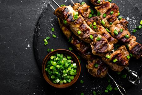 Découvrez les menus gastronomiques du chef JC Sansuc